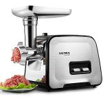 ALTRA Stainless Steel Meat Mincer & Sausage Stuffer
