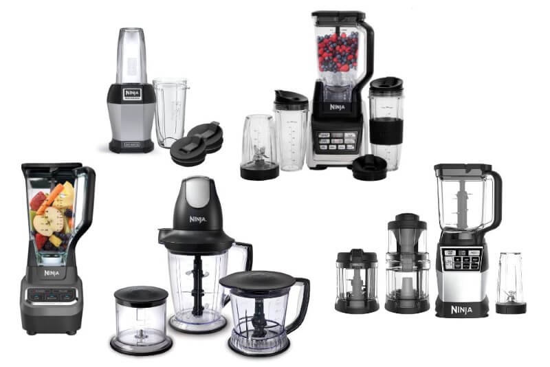 Best Ninja Blenders for Your Money – Reviews of the Top (10) Choices Currently on the Market