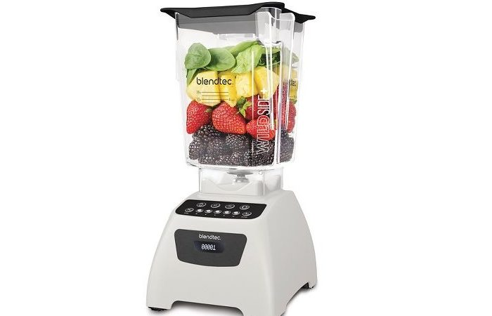 blendtec classic 575 blender review